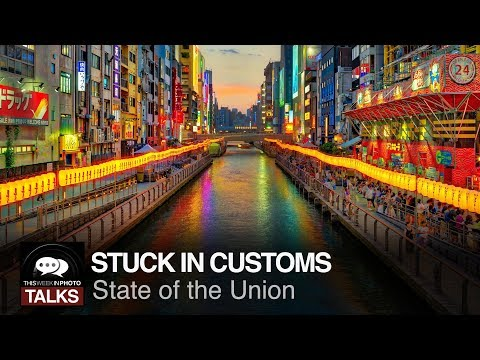 Stuck in Customs - A State of the Union - TWiP Talks