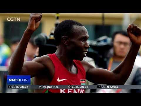 Kenya's Geoffrey Kamworor eyes New York City Marathon Title