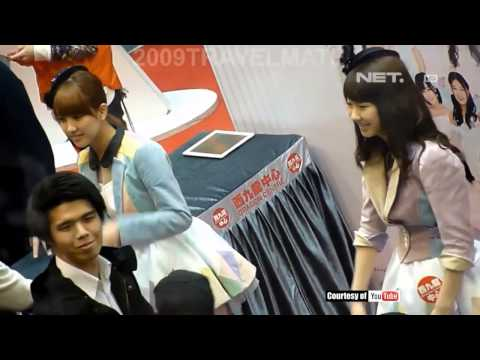 2 Anggota AKB48 Terluka Saat Handshake