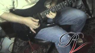 Ratt-Round and Round guitar solo performed by Riccardo Vernaccini