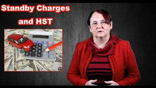 Standby Charges and HST