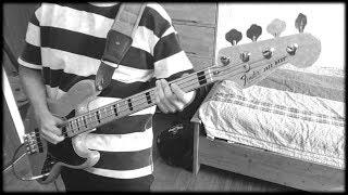 【DECO*27】「妄想感傷代償連盟」ベースで演奏しました! 【初音ミク】 ...