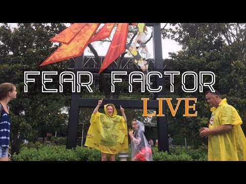 FEAR FACTOR LIVE AT UNIVERSAL STUDIOS // FLORIDA DAY 7