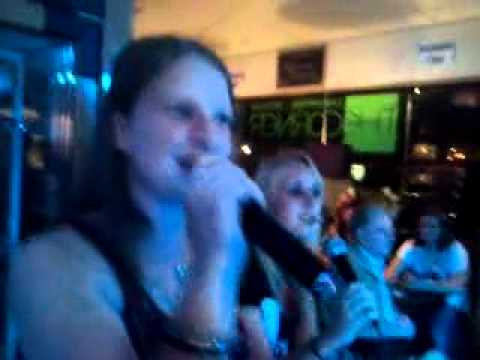 karaoke eetcafe The Corner Almelo 30-7-2011