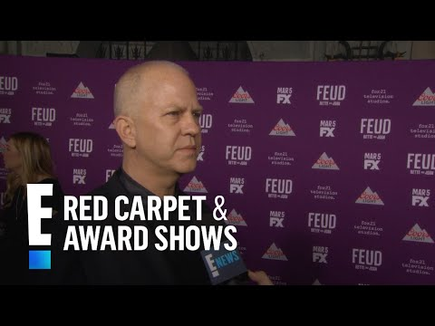 """Ryan Murphy Gives Scoop on """"Feud"""" & """"American Horror Story"""" 