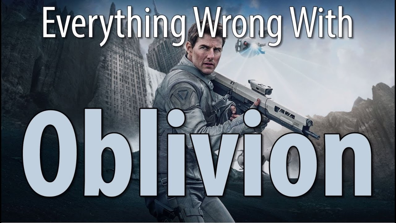 Everything Wrong With Oblivion In 12 Minutes Or Less - YouTube