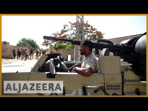 Libya's UN-recognised government retakes key town