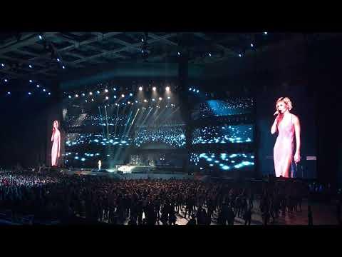 Полина Гагарина - Обезоружена (Зачем молчать, когда есть голос) || 22 марта Олимпийский