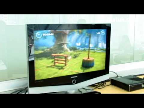 Probando Kinect para Xbox