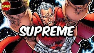 Who is Image Comics Supreme?