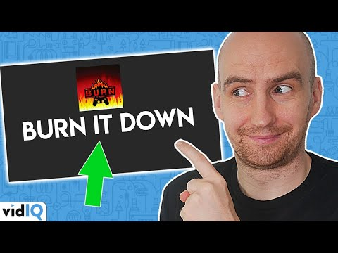 VIDIQ REVIEWS BURN IT DOWN