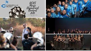 ACHS Music Department Banquet 2020