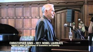 Princeton's 2011 Nobel Prize reception highlights