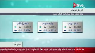 أسعار العملات الأجنبية مقابل الجنيه في البنك الأهلي.. فيديو