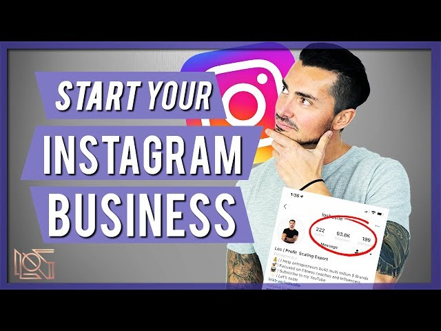 Starting an Instagram Business 📸 | How to Grow on Instagram in 2019