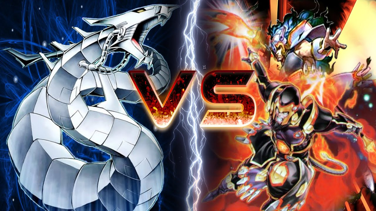 Yugioh Duel Cyber Dragon Vs Fire Fist Intense Duel