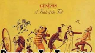 genesis - Mad Man Moon - A Trick Of The Tail