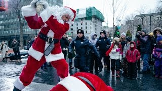 Плохой Санта2 / Bad Santa2 - Русский тизер-трейлер (2016)
