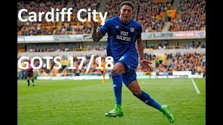 Cardiff City Best Goals 17/18
