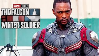 Falcon Winter Soldier TRAILER Release Date & Wandavision Release Date Updates!