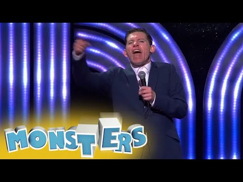 Why I Don't Drink - Lee Evans: Monsters