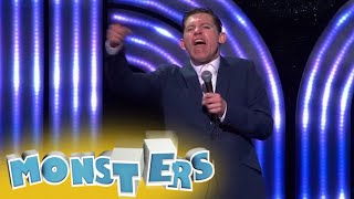 Why I Don't Drink  Lee Evans: Monsters