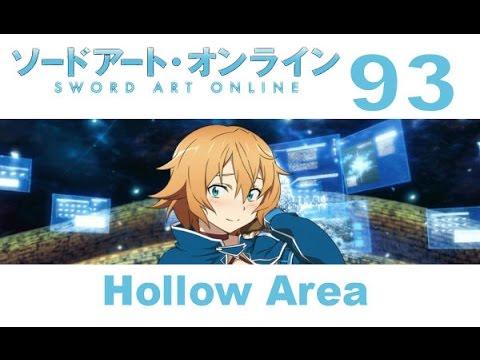 Sword Art Online: Hollow Fragment - PS VITA Walkthrough 93 - Floating Ruin Plaza Of Bastea
