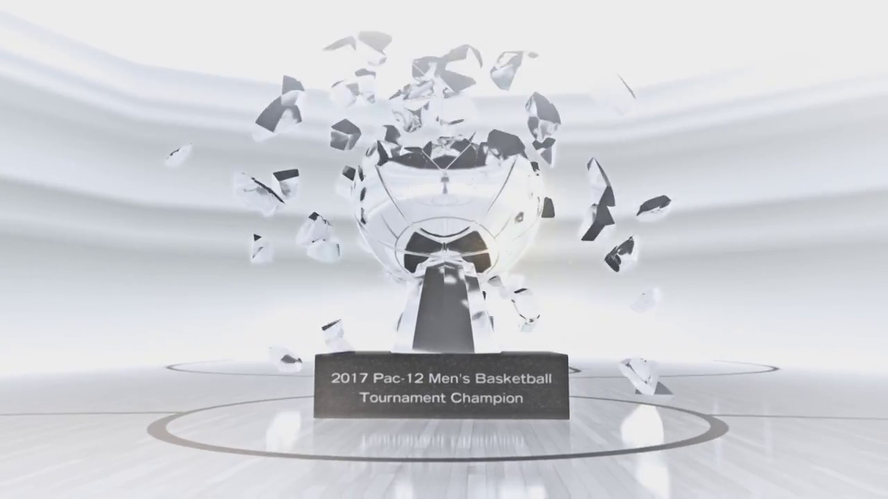 2017 PAC-12 Men's Basketball Tournament Promo