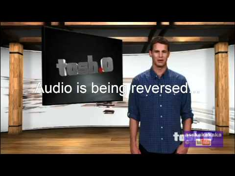 Tosh.0 Metal Club Subliminal Message (Season 3 Epidode 16)