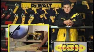 Dewalt ipari  szerszám bemutató videó a szegedi Csavarker Szerszámáruházban