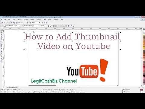 How To Design Youtube Video Thumbnail Icon Graphic For Free Step By Step
