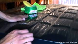 How To Clay Bar a Car and Wax
