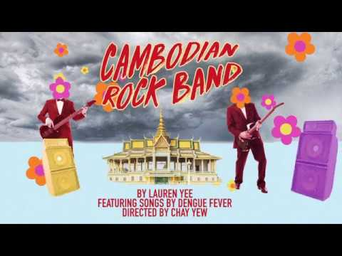 """The Music and Inspiration for """"Cambodian Rock Band"""""""