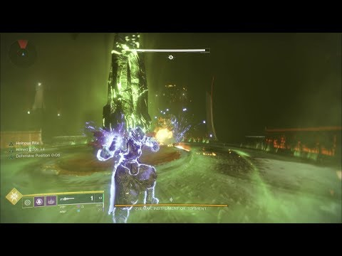 Black Magic Warlock (Endgame Void Warlock Build) - Destiny 2 Shadowkeep Build