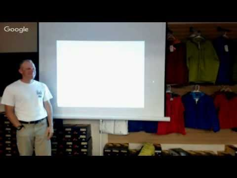 Seminar: Fast and Light Backpacking and Climbing