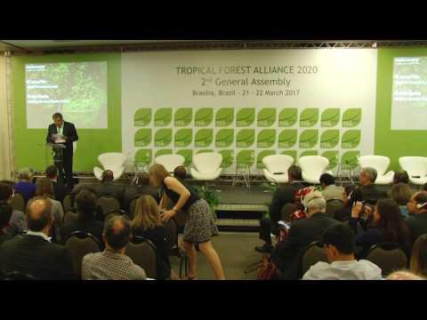 TFA 2020 GA17 Morning Program International Forest Day