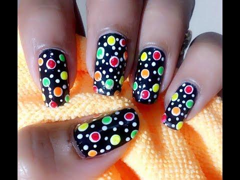 3 easy nail art design beginners