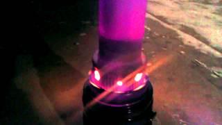Hybrid wood gasification rocket stove.