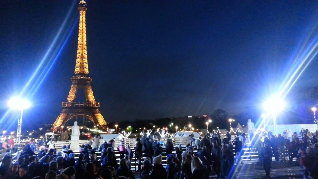 #145BB7 Marché De Noël 2014 La Tour Eiffel .. إحتفالات الـ نويل  6073 decoration de noel tour eiffel 1920x1080 px @ aertt.com