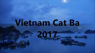 Cat Ba, HA LONG BAY, Vietnam  2017 || Panasonic Lumix G7 with 12-35mm f2.8 Lens Mark 1