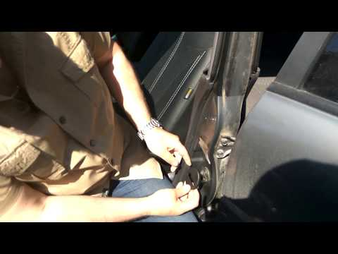 Заглушки на замки дверей авто из китая