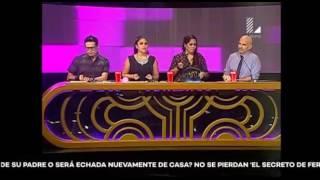 Casting Yo soy 2016 - Yo soy Adrian Barilari - Rodwell Saravia