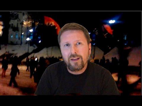 Героизм в центре Киева