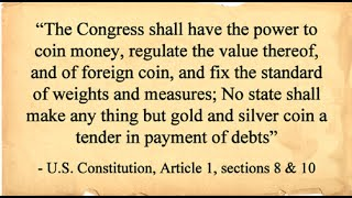 All states should follow what Texas did with gold and silver