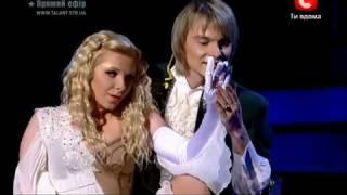 Фокусник Виталий финалист шоу Украина мае талант.