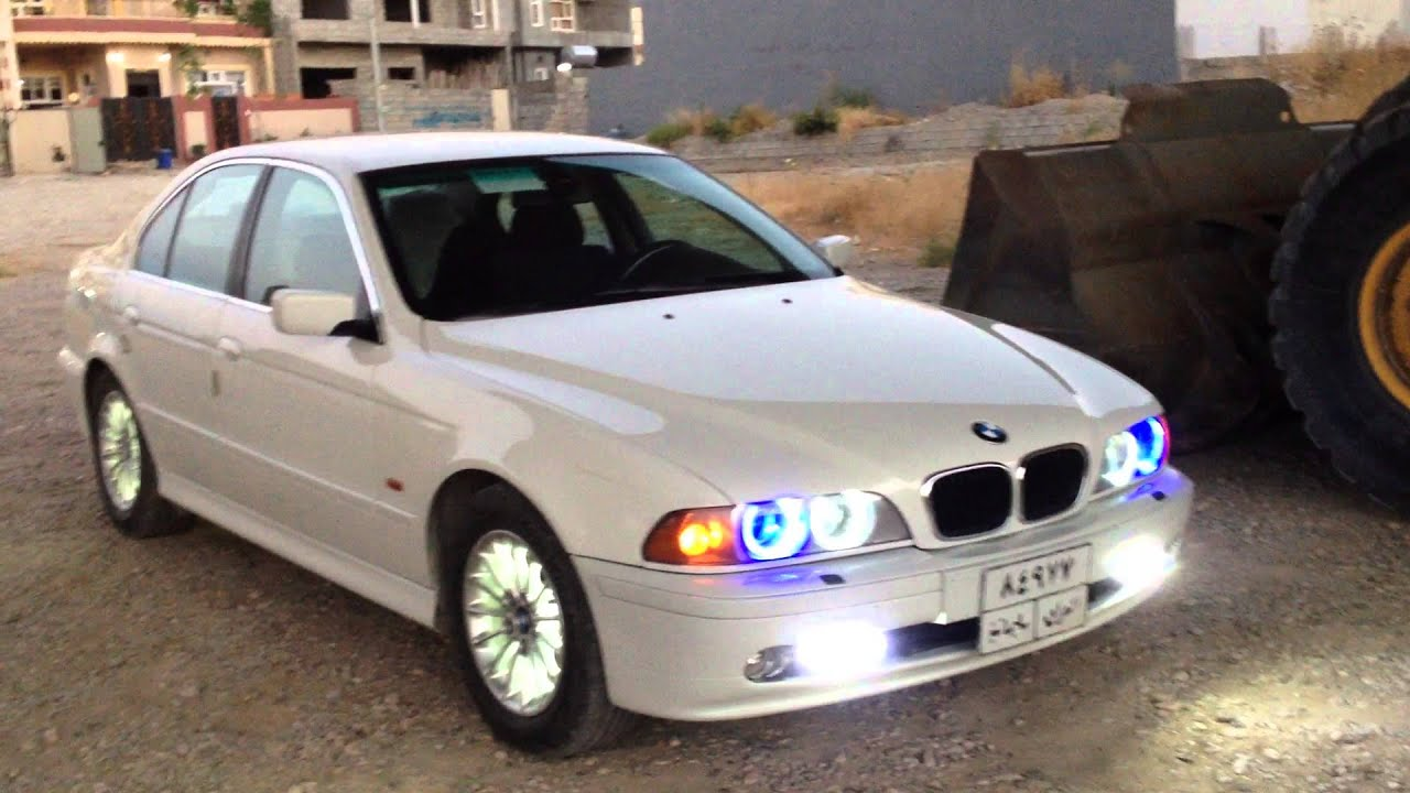 Installing led strip lights for bmw e39 530i model 2001 front installing led strip lights for bmw e39 530i model 2001 front headlights and its four wheels aloadofball Image collections