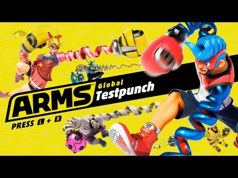 Main Theme - ARMS (Global Testpunch)