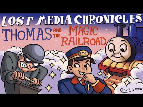 Lost Media Chronicles Episode 56  Thomas and the Magic Railroad