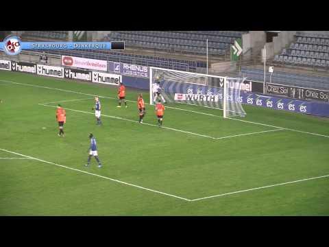 National : RC Strasbourg - USL Dunkerque