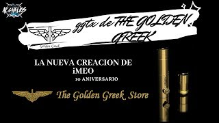 Probando el GGTX de The Golden Greek